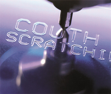 couth scratching